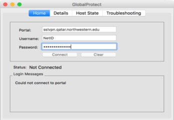 Virtual Private Network (VPN): MyNU-Q - Student Web - Northwestern